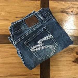Maurice's bootcut size 11/12 short